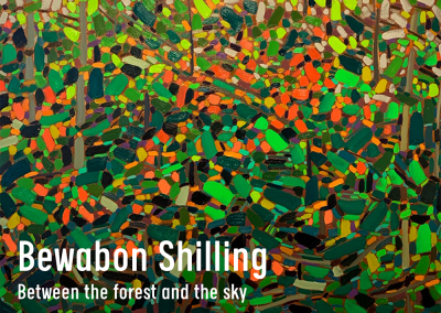 Bewabon Shilling: Between the Forest and the Sky