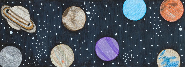Artwork by Vanessa Costa from Elmvale District High School