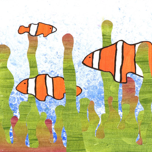 Clownfish City with Meaghan Paterson (ages 6 to 9)