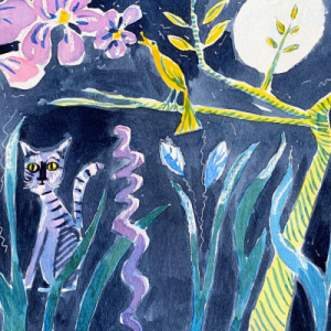 Night Garden with Christina Luck (ages 10 to 14)