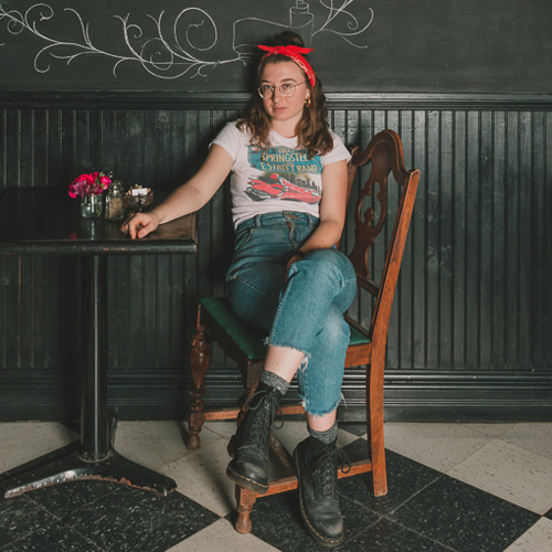 New! Art Party: Black-Out Poetry with Victoria Butler