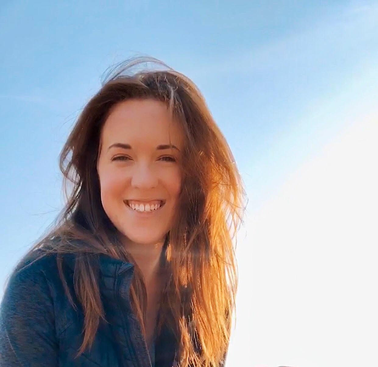 Portrait of MacLaren Art Centre volunteer Jocelyn Hay