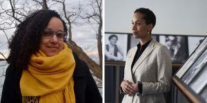 Zoom Q&A with Erika DeFreitas and Daisy Desrosiers