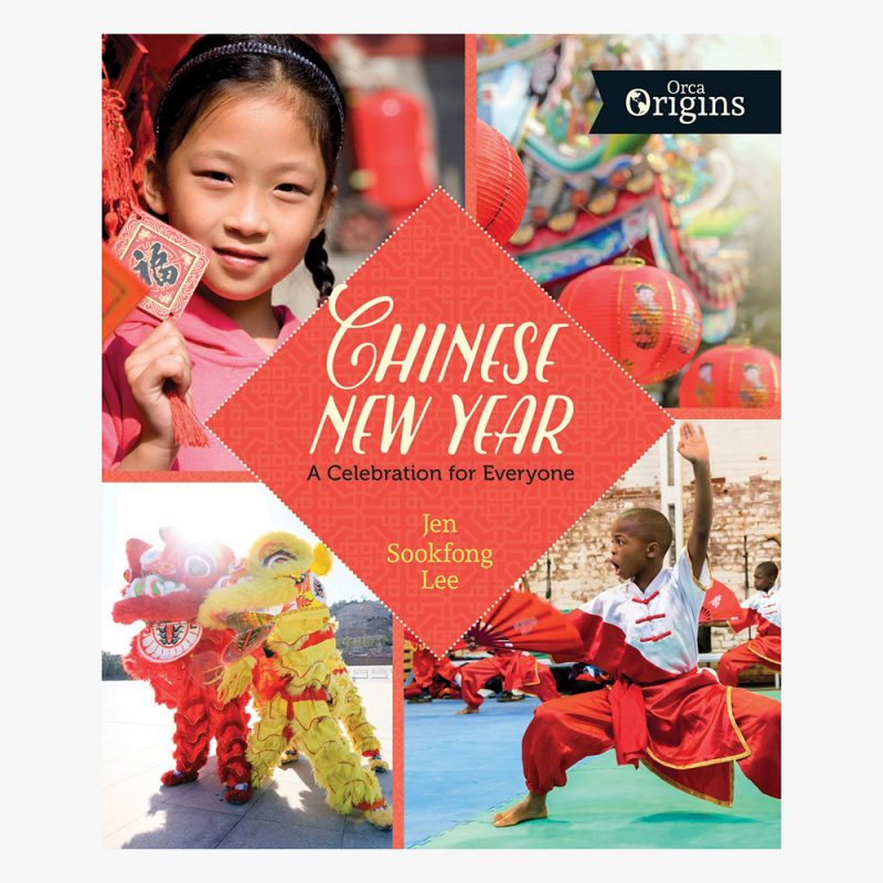Book cover of Chinese New Year A Celebration for Everyone