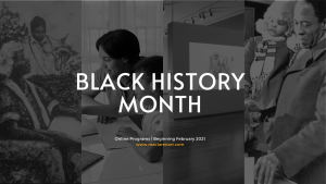 Black History Month with the MacLaren