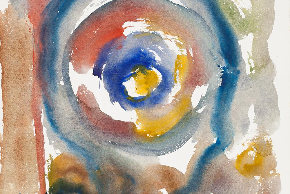 Detail of Lethbridge # 2 by Canadian artist Harold Klunder