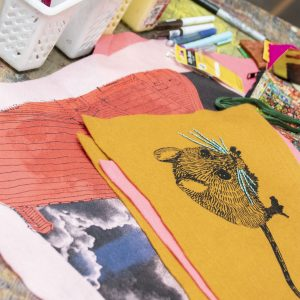 Textile Art Explorations with Katie Green