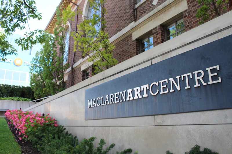 Doors swing open at MacLaren Art Centre as gallery welcomes back visitors